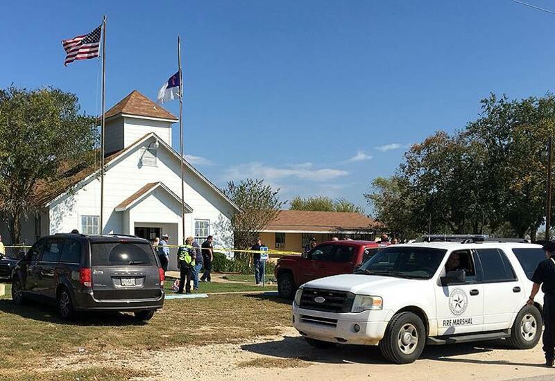 Несколько человек пострадали при стрельбе в Техасе