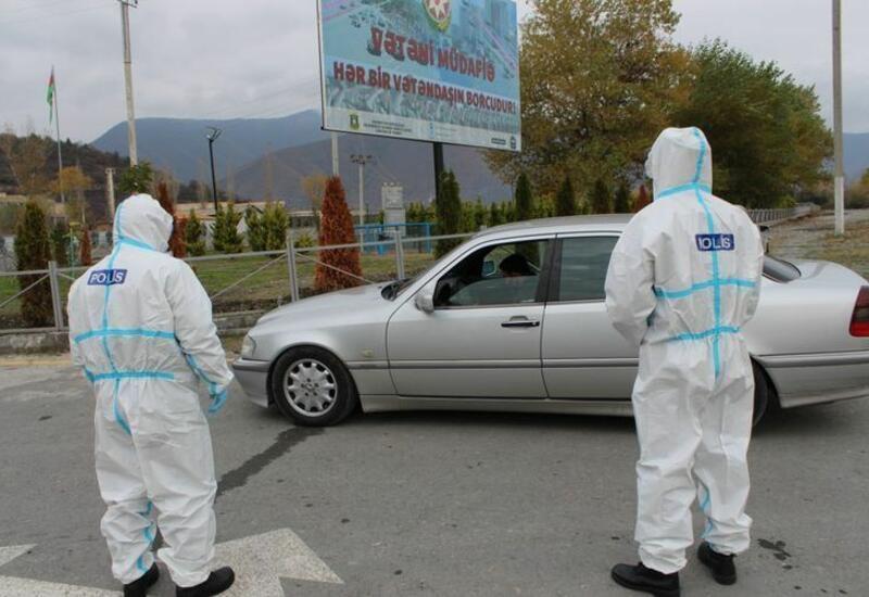 В общественных местах задержаны активные больные коронавирусом