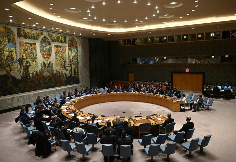 На дебатах в СБ ООН был поднят вопрос непредоставления Арменией минных карт