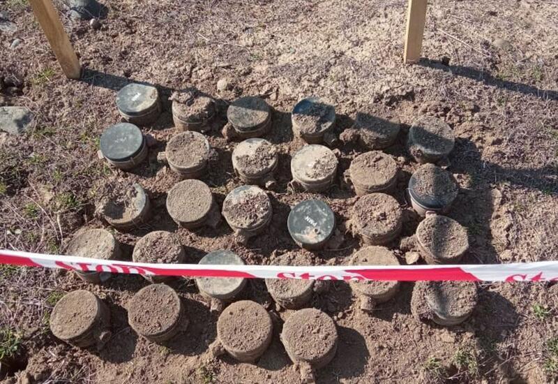 В Зангилане от мин очищена территория под новый населенный пункт