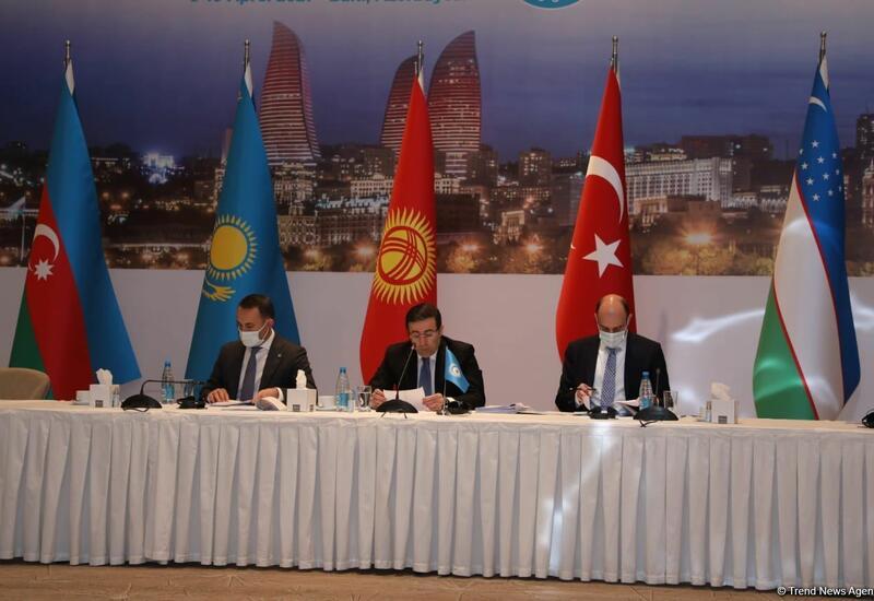 В Баку проходит VIII заседание Рабочей группы Тюркского совета