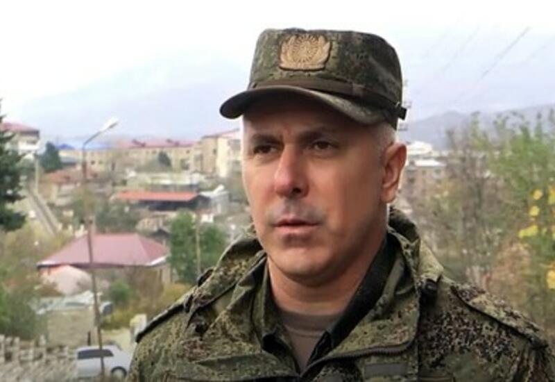 Генерал Рустам Мурадов обвинил власти Армении в намеренной провокации: