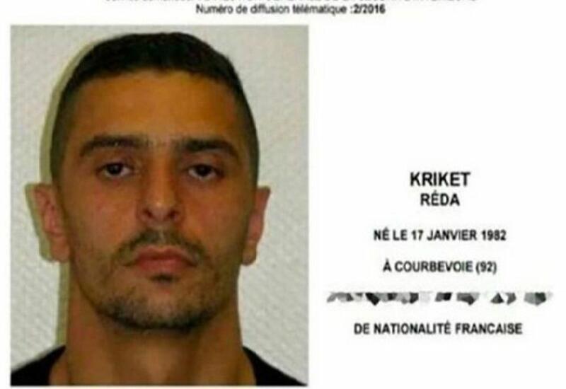 Подозреваемого в организации теракта во Франции осудили на 24 года тюрьмы