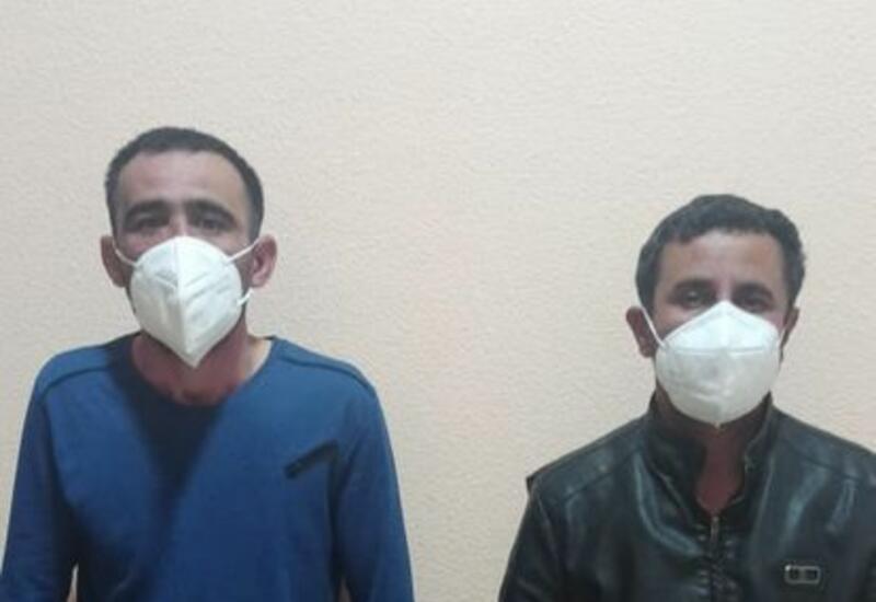 Задержаны лица, проникшие на освобожденные территории в направлении Физули