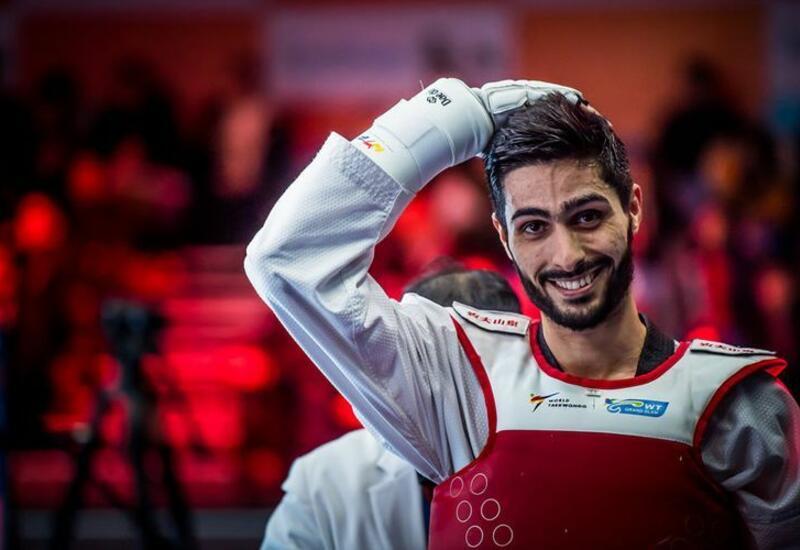 Азербайджанский таэквондист завоевал серебро чемпионата Европы
