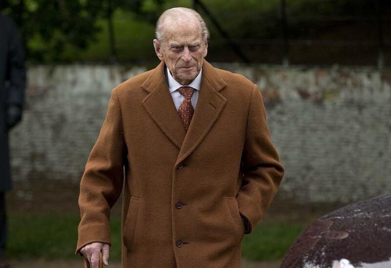 Память принца Филипа почтили 99 ударами в колокол