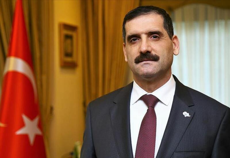 Экс-посол Турции в Азербайджане назначен заведующим Протокольной службы Эрдогана