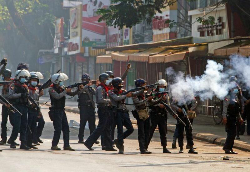 В Мьянме за сутки в столкновениях погибло 83 человека
