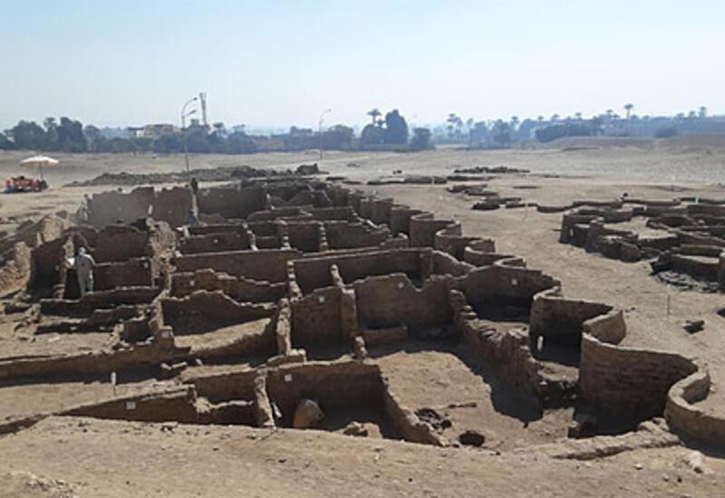 На раскопки затерянного города в Египте потребуется 10 лет