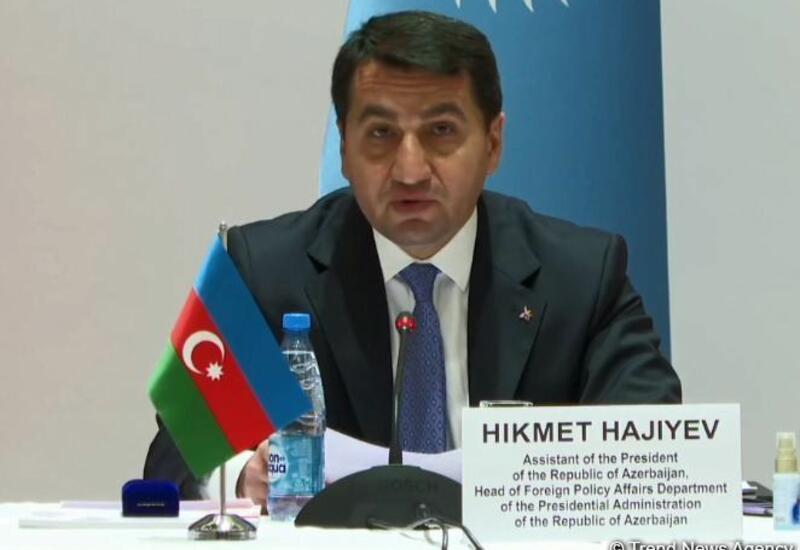 Против тюркских стран время от времени проводятся кампании по фальсификации информации