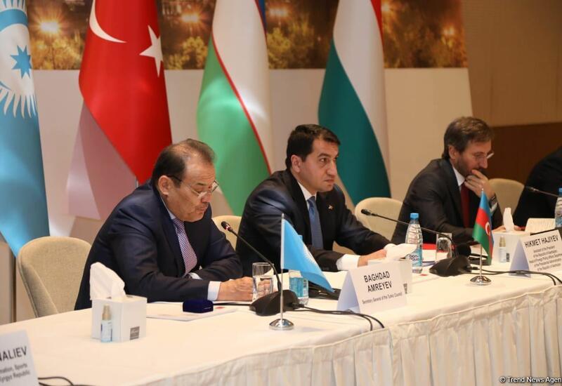Азербайджан ведет работу по развитию связей между тюркоязычными странами