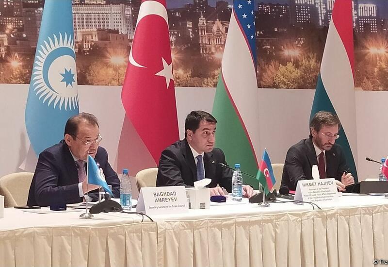 Тюркский совет разрабатывает дорожную карту для развития сотрудничества с тюркоязычными странами