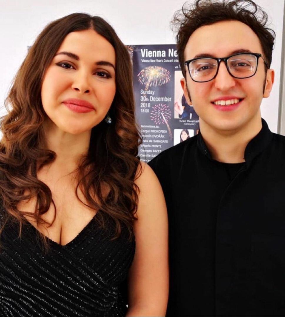 Азербайджанские звезды, связанные родственными узами