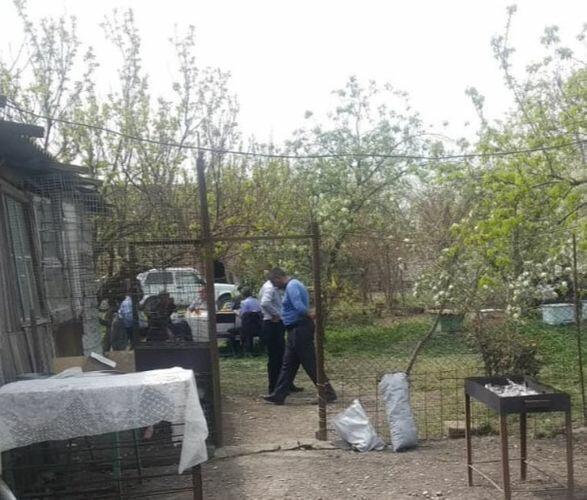 В Евлахе полиция пресекла проведение свадьбы