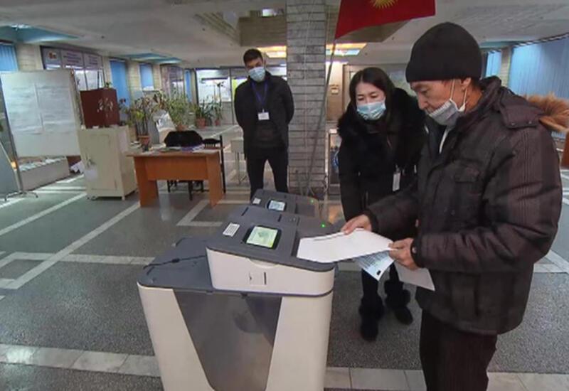 В Кыргызстане проходит референдум о внесении изменений в конституцию