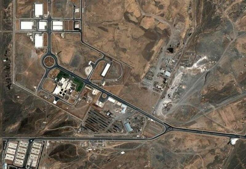 ЧП на ядерном объекте в Иране
