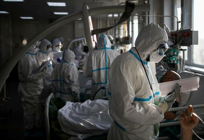В России выявили 8 702 заразившихся коронавирусом за сутки