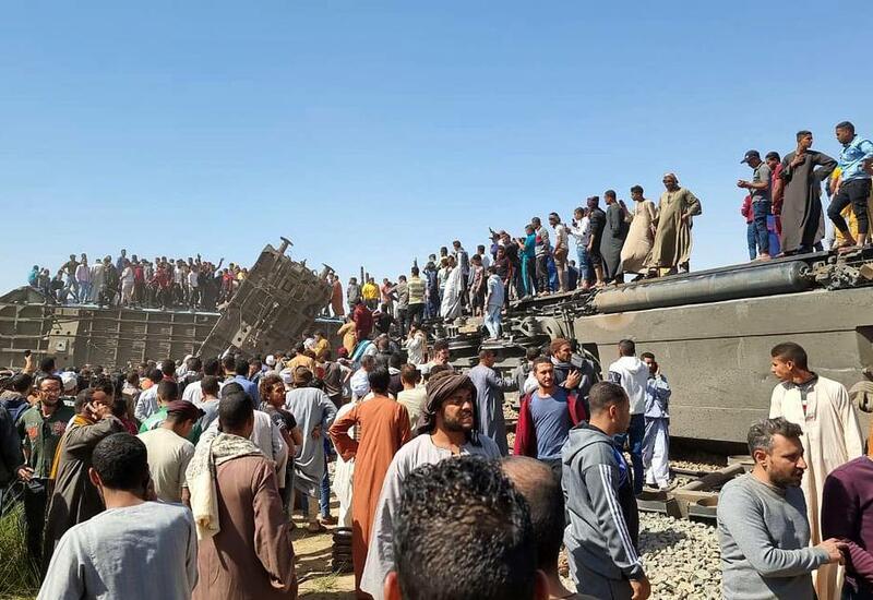 В прокуратуре Египта назвали причину столкновения двух поездов