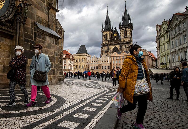 В Чехии завершается действие режима чрезвычайной ситуации из-за коронавируса