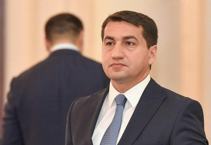Этот визит был организован для того, чтобы делегация Тюркского совета на месте могла ознакомиться с армянским вандализмом
