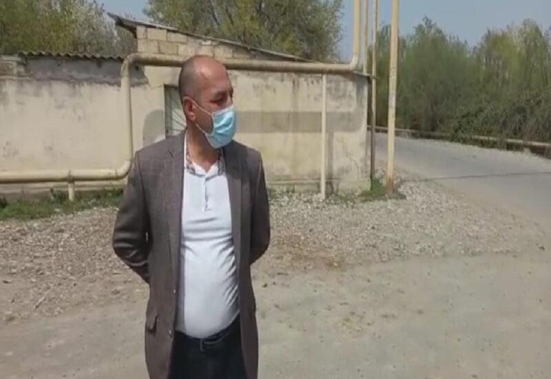 В Мингячевире инфицированный коронавирусом задержан в общественном месте
