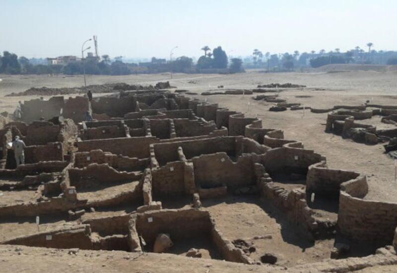 В Египте найден потерянный древний город