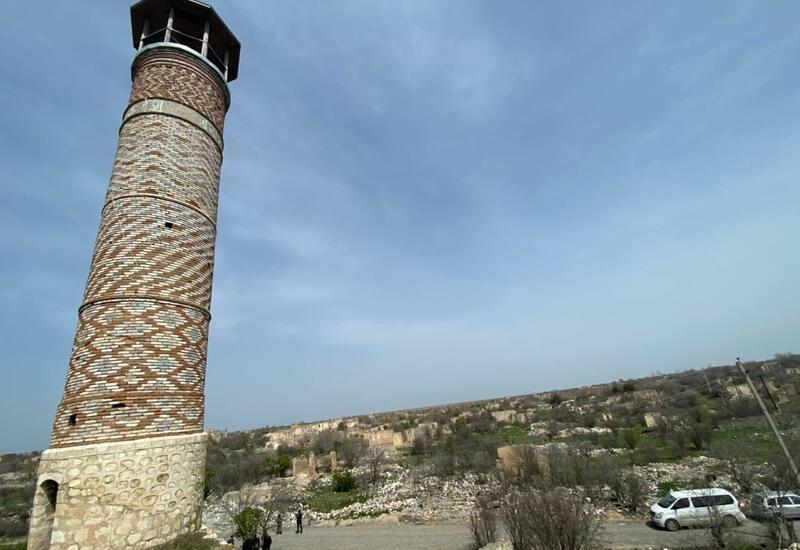 Отрадно, что на освобожденных территориях Азербайджана снова воцарился мир