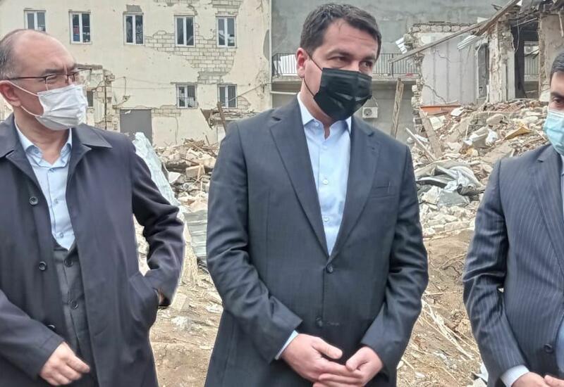 Отдавшие приказ о ракетных ударах по Гяндже несут ответственность за военные преступления