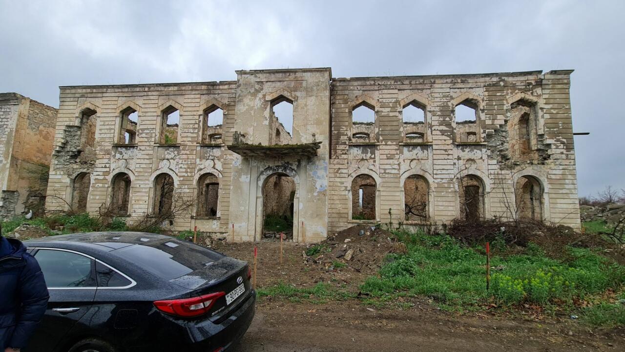 Азербайджанский Агдам – яркий пример урбицида