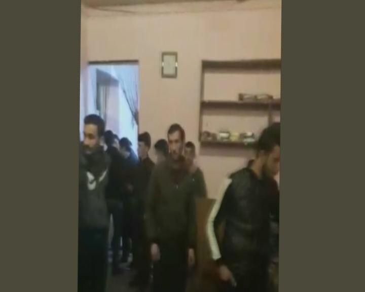 В Исмаиллы оштрафованы участники праздничного застолья