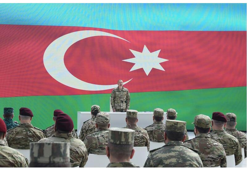 Президент Ильхам Алиев о передаче Иревана Армении: Это было предательством, изменой, это непростительно