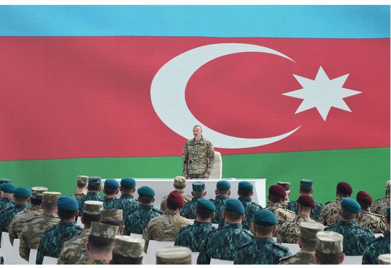 Президент Ильхам Алиев: В ходе войны против нас хотели применить санкции
