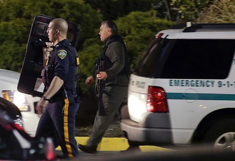 Три полицейских пострадали во время погони со стрельбой в США