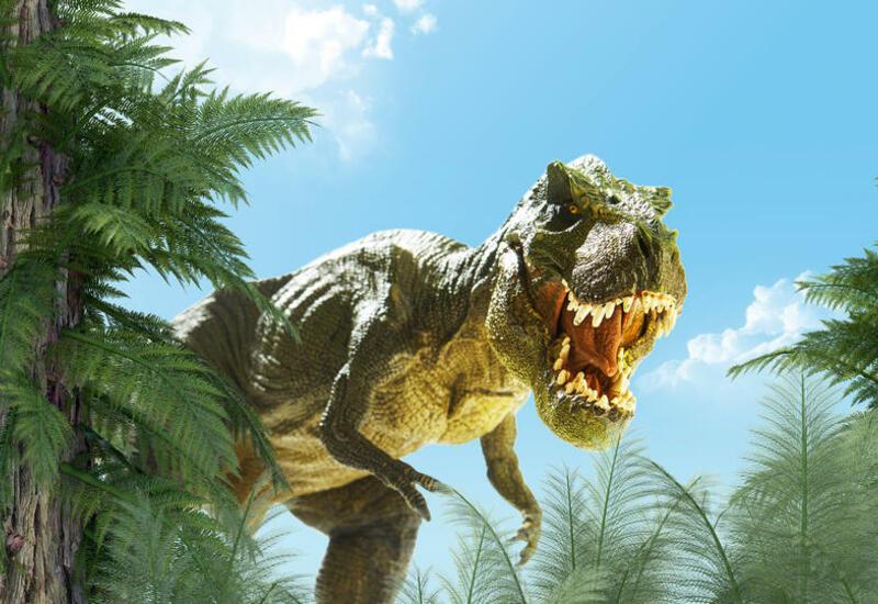 Илон Маск задумал возродить динозавров