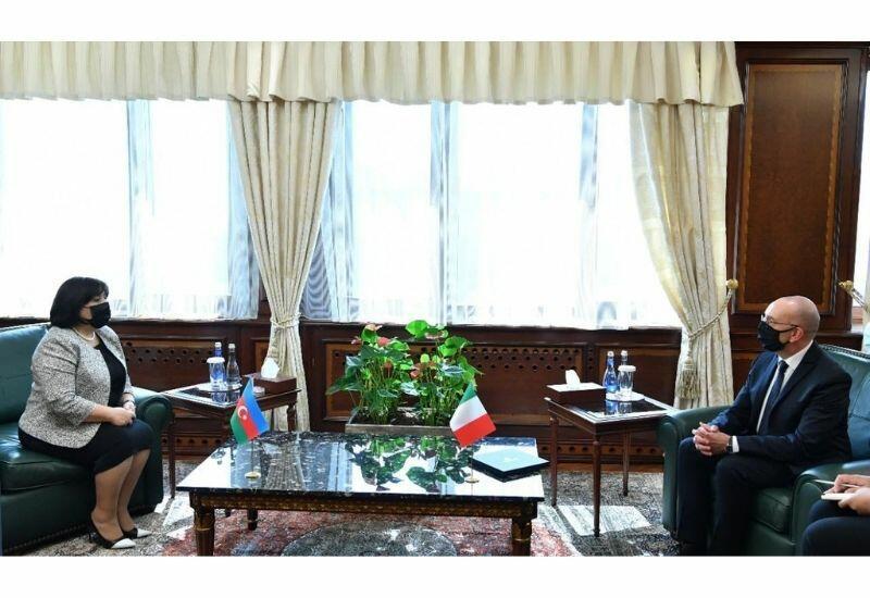 Азербайджан играет важнейшую роль в обеспечении энергобезопасности Европы