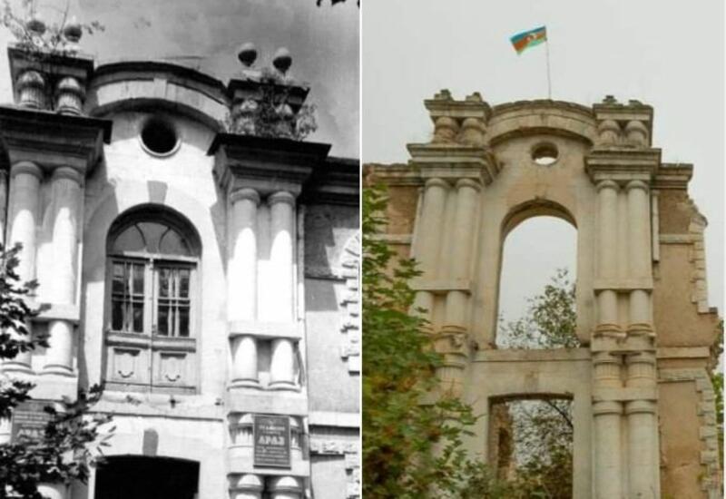 В Физули восстановят здание, где располагалась редакция газеты «Араз»