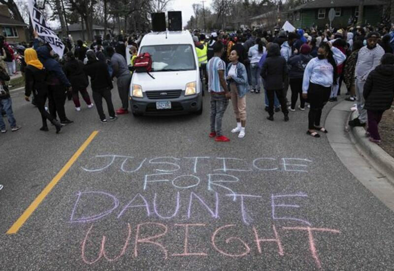 Акции протеста начались в Миннесоте после смерти афроамериканца