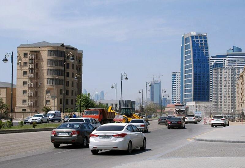 Проспект Нобеля в Баку переименован в проспект 8 Ноября
