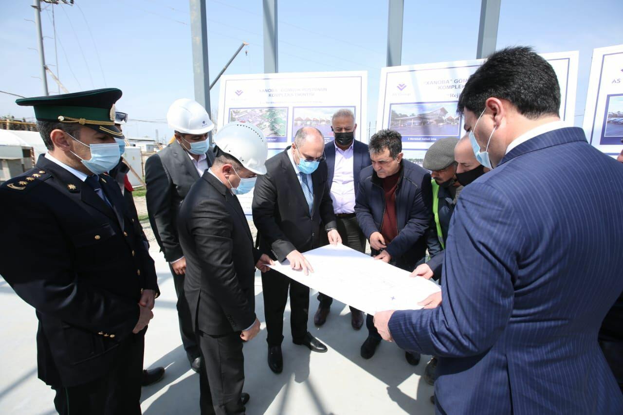 Азербайджано-российскую границу станет легче пересекать