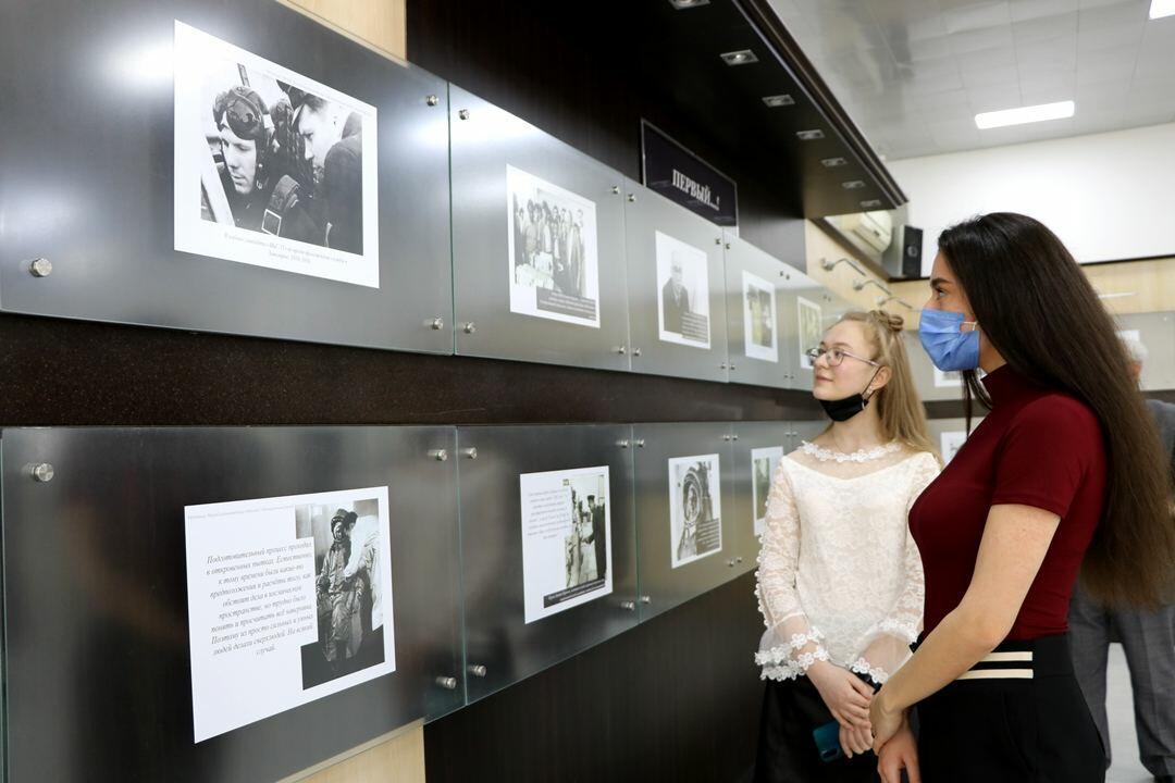 В Баку рассказали о первом полете человека в космос