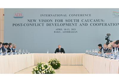 Президент Ильхам Алиев: Масштаб разрушений на освобожденных от оккупации территориях страшнее даже наших самых плохих ожиданий