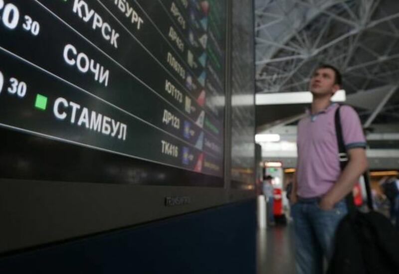 Более 500 тыс. россиян забронировали туры в Турцию на апрель и май
