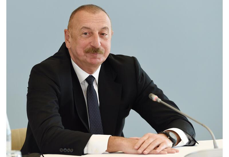 Президент Ильхам Алиев: Пакистан открыто поддерживал Азербайджан с первого до последнего дня конфликта