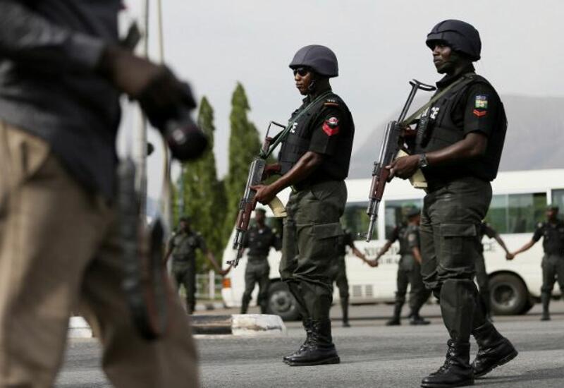 В Нигерии бандиты похитили 15 пассажиров автобуса