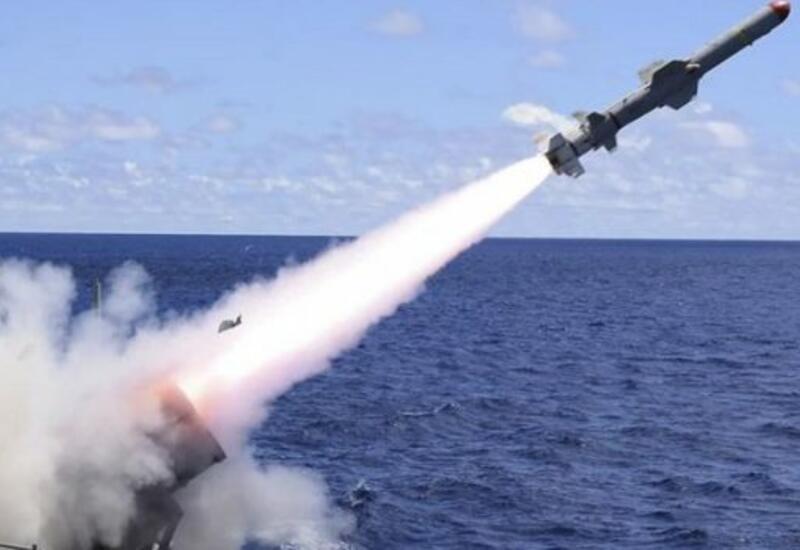 Иран выпустил ракету по израильскому судну