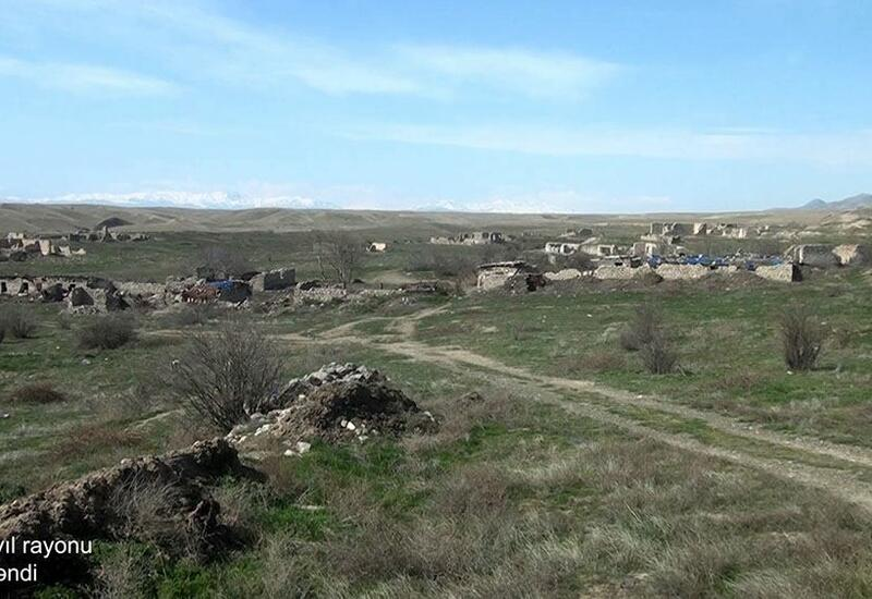 Село Сади Джебраильского района