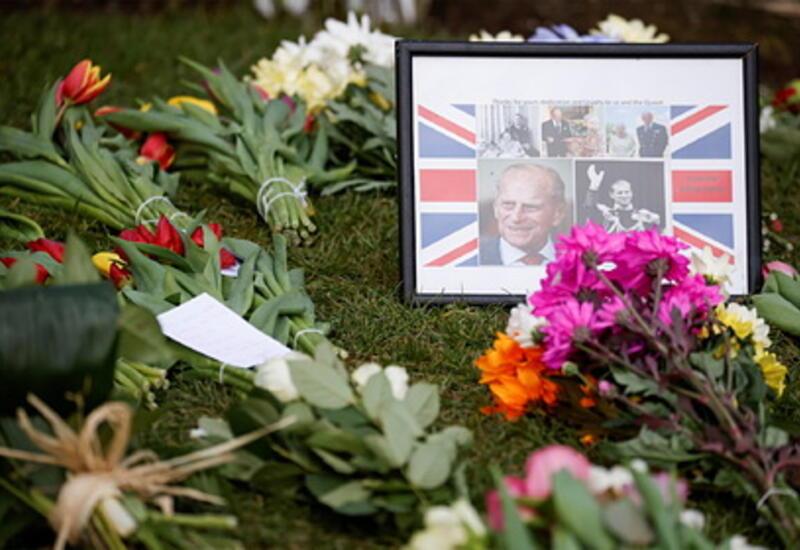 Принца Филиппа похоронят в свинцовом гробу
