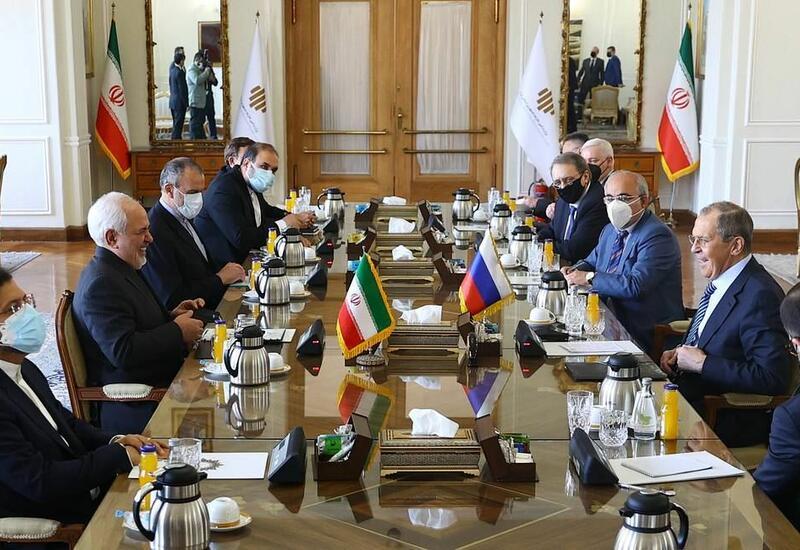Россия и Иран обсудили обстановку в Нагорном Карабахе