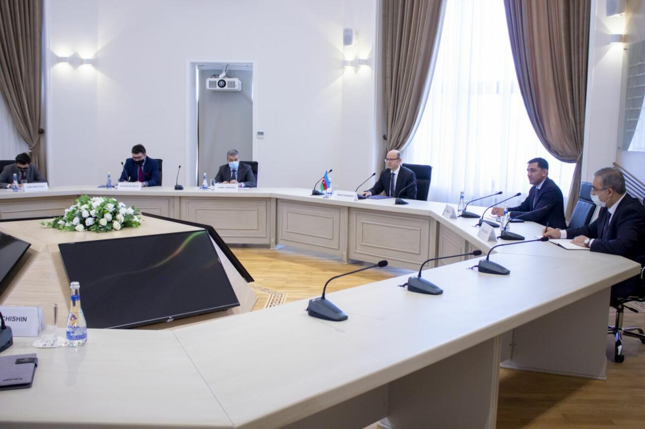 Украинские компании заинтересованы в участии в возрождении Карабаха