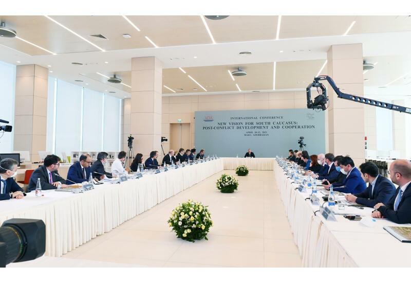 Президент Ильхам Алиев: Правительство, оппозиция в Армении должны найти в себе смелость сказать армянскому народу правду